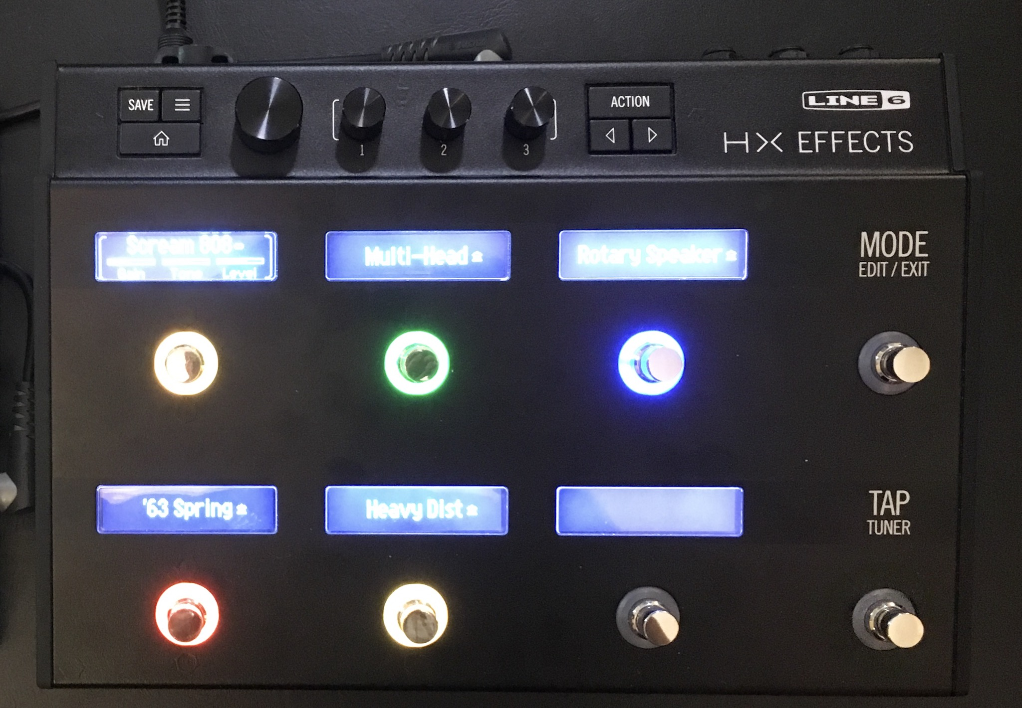 Gear Review - Line 6 - HX Effects